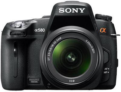 sony alpha a600 coming new camera. Black Bedroom Furniture Sets. Home Design Ideas