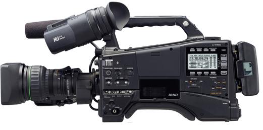 Panasonic HPX600 P2