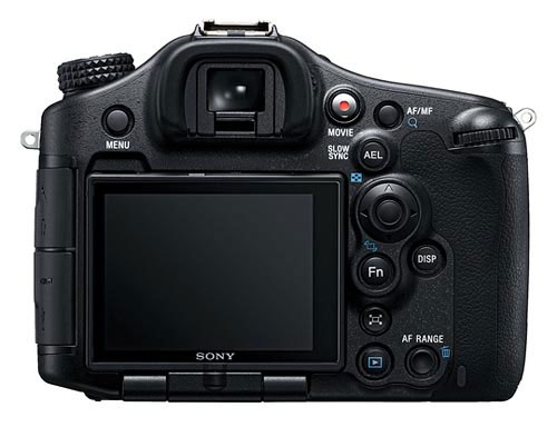 Sony A99 Back