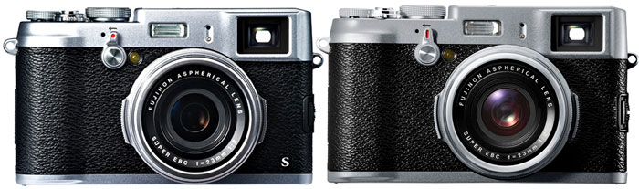 Fujifilm X100T vs X100S vs Sony RX100 III Specs Comparison