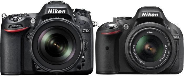 Nikon D7100 vs Nikon D5200 « NEW CAMERA