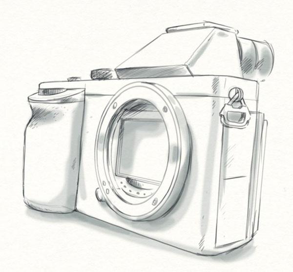 Sony-A7-pencil-sketch-image