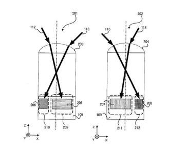 Image Canon Patent - More Sensetive Dual Pixel CMOS AF