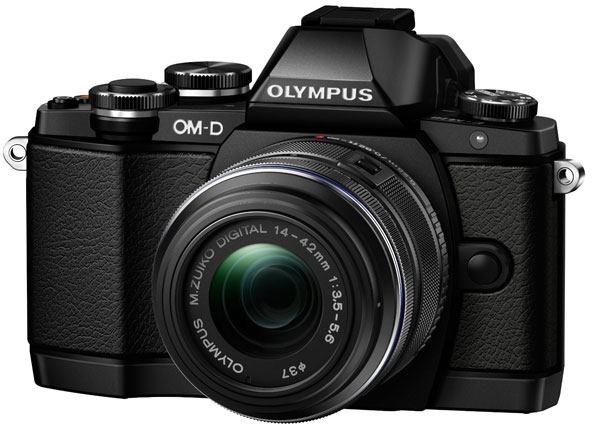 Olympus-E-M10-image cameracomparisonreview