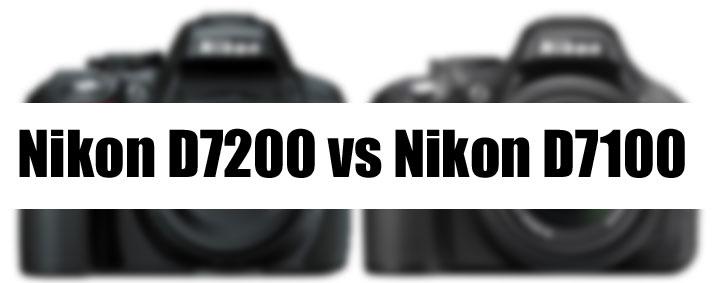 Nikon-D7200-vs-D7100-
