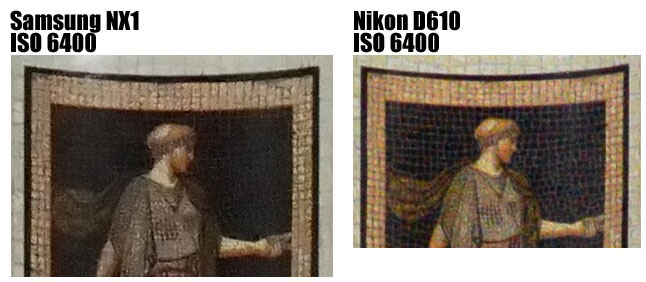 Samsung-NX1-vs-Nikon-D610-i
