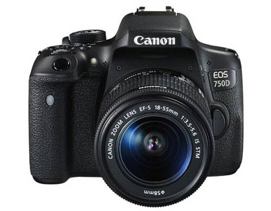 Canon 750d new camera for New camera 2015