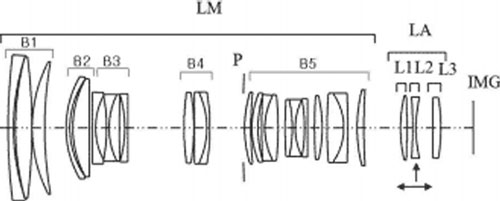 Canon Patent New High Speed AF EF-EF-M Adapter « NEW CAMERA