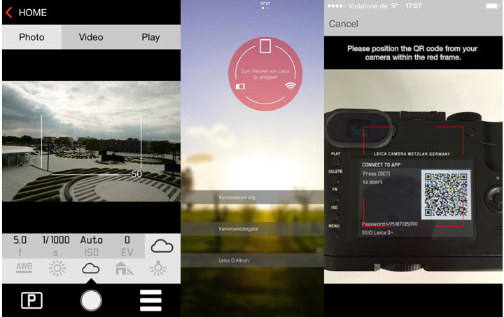Leica Q Camera App is Now Available for Download « NEW CAMERA