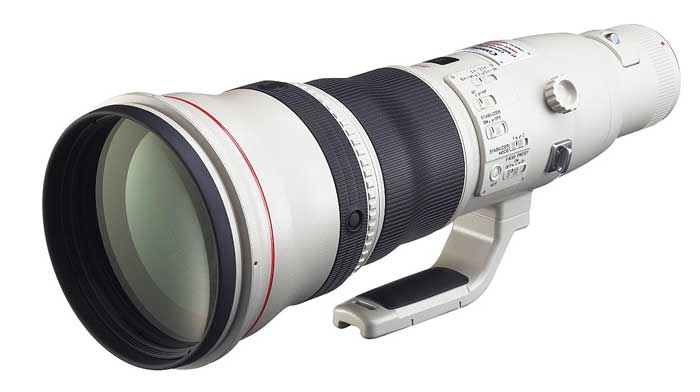 Canon working on 800mm do lens new camera for New camera 2015