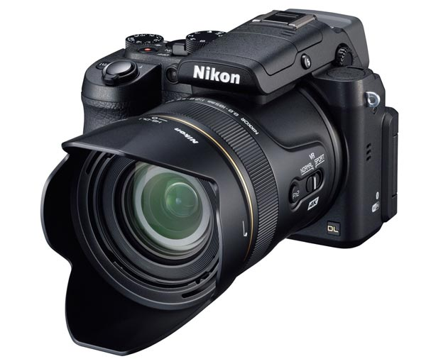 Nikon-megazoom-camera