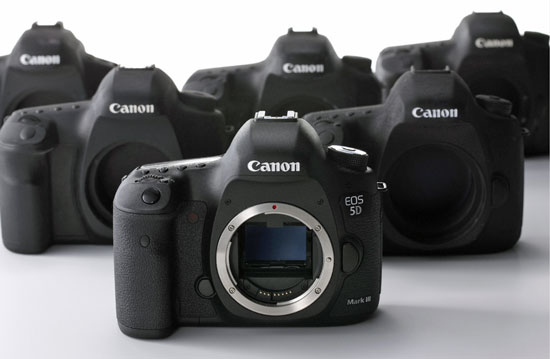 Canon-5d mark iv coming