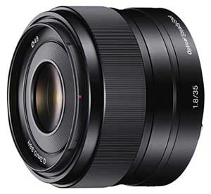 Best street shooting lens for Sony A6300