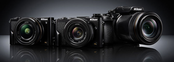 Nikon DL series delayed