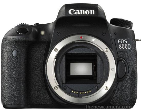 Canon 800D creative image