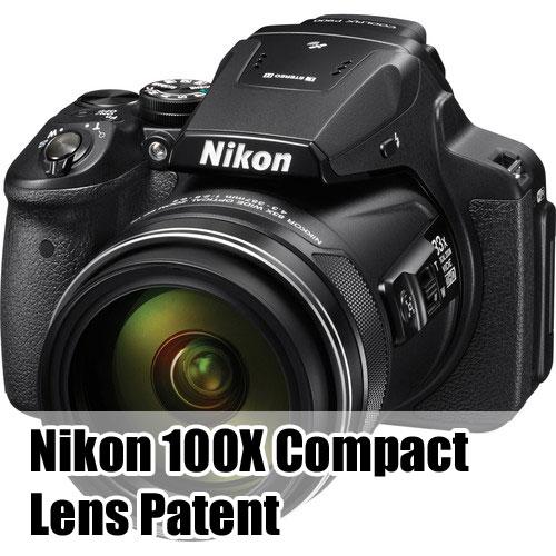 Nikon 100X Patent camera image
