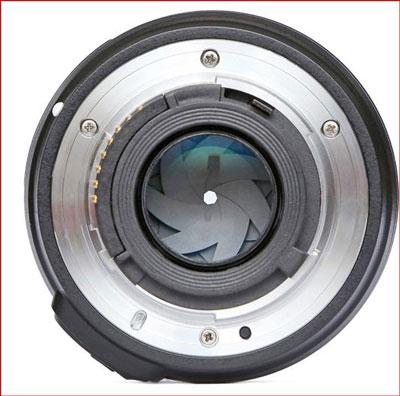Nikon metl mount lens