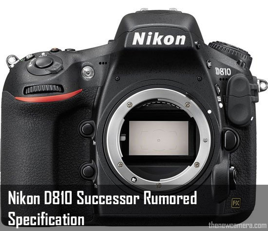 Nikon D850 Rumored SPecification image