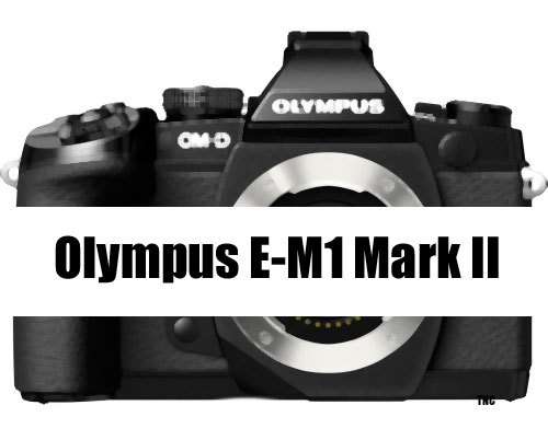 Olympus E-M1 ark II camera