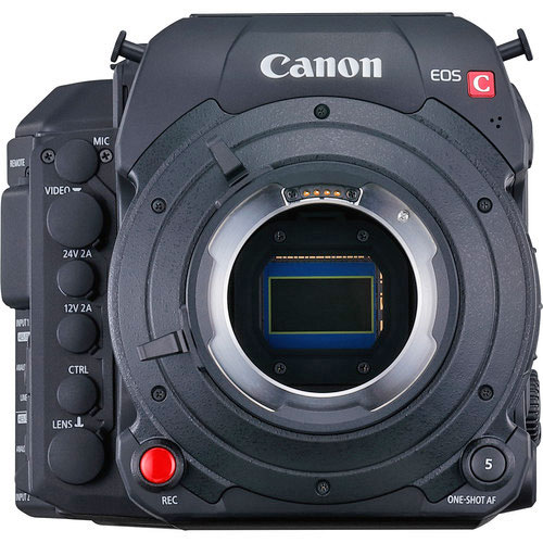 Canon C700 front