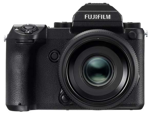 Fuji Medium Format Camera