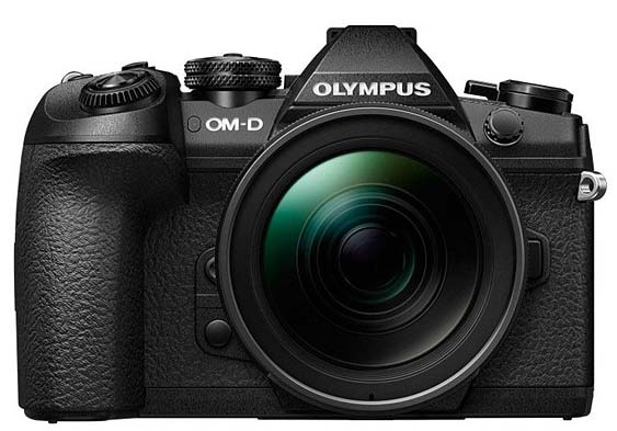 Olympus E-M1 Mark II camera image