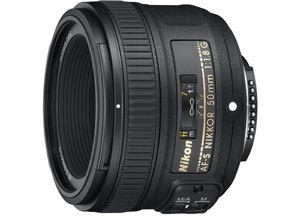 Best portrait lens for you Nikon D3400 camera image