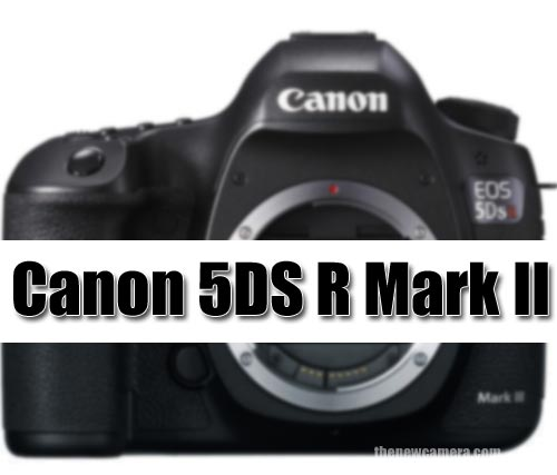 Canon 5DS R Mark II coming soon image