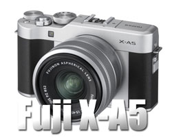 Fuji X-A5 small