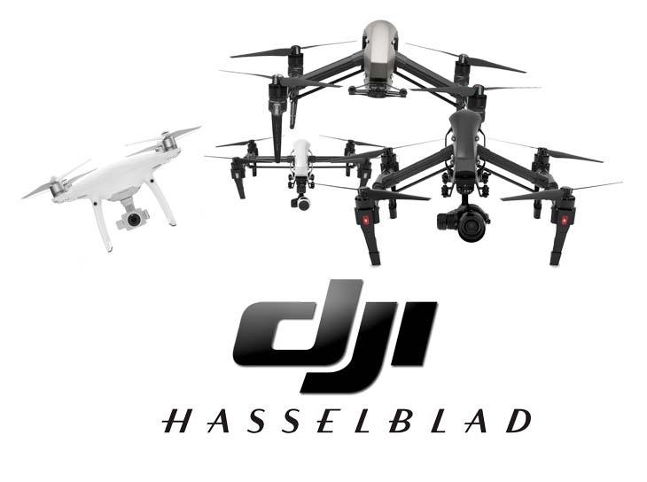 DJI and Hassy