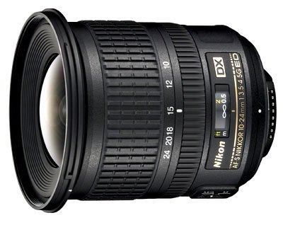 Nikon 10-24mm lens image