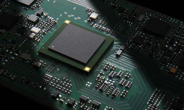Panasonic GH5 main board