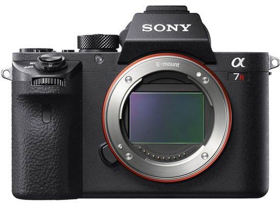 Sony A7R III sensor