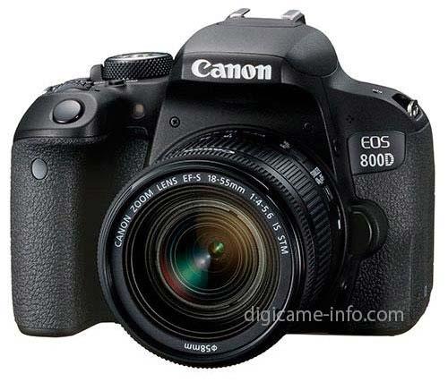Canon 800D image