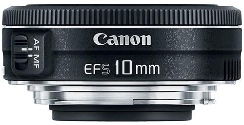 Canon EFS 10mm lens image