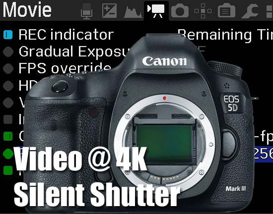 Canon 5D Mark III Hacked again