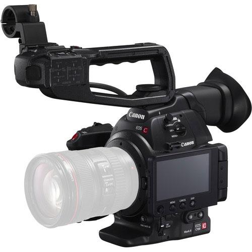 Canon C200 camera image