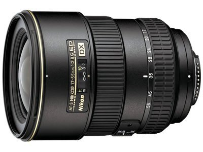 Nikon 17-55mm lens image
