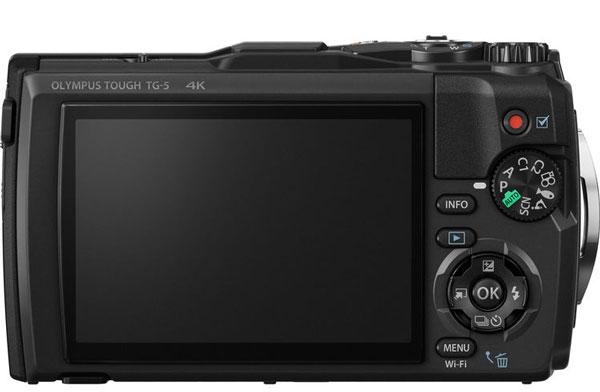 Olympus TG-5 camera