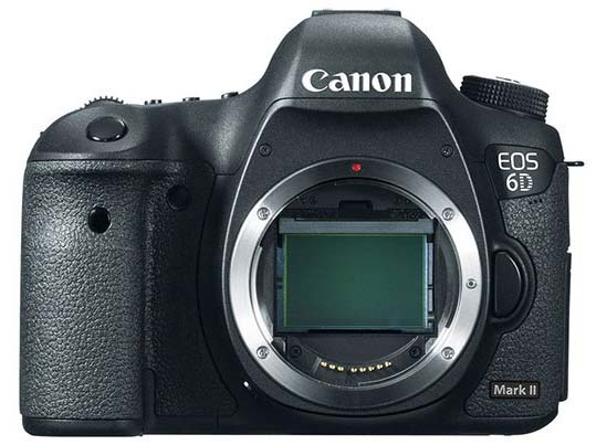 Canon 6D Mark II camera