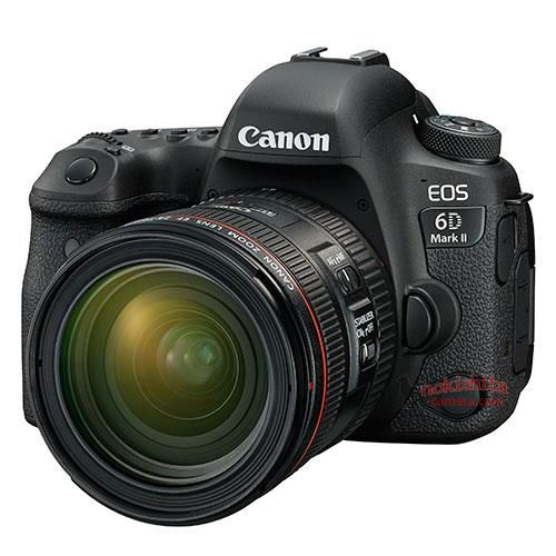 Canon 6D Mark II side image
