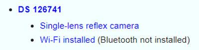 Canon next DSLR image