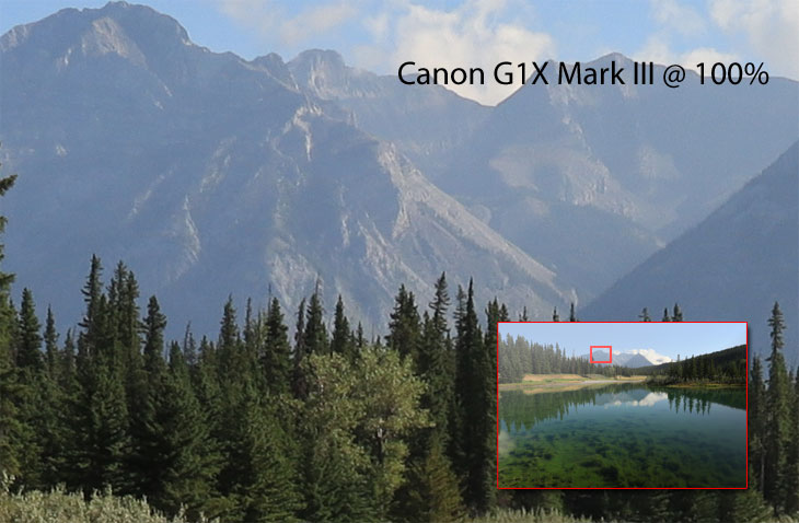 Canon G1X Mark III Sample Images