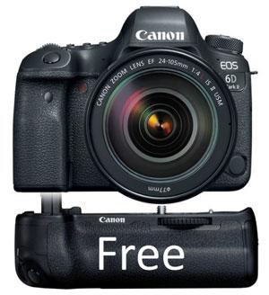 Canon camera image