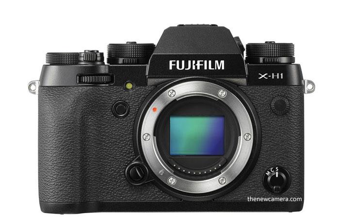 Fuji X-H1 cmera image