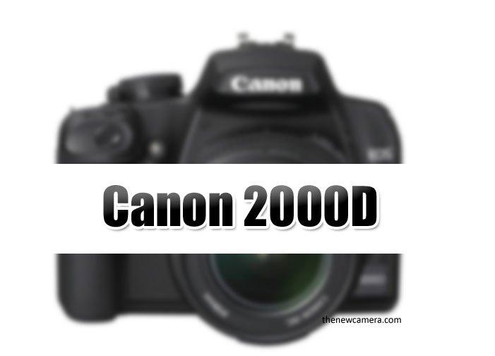 Canon 2000D « NEW CAMERA