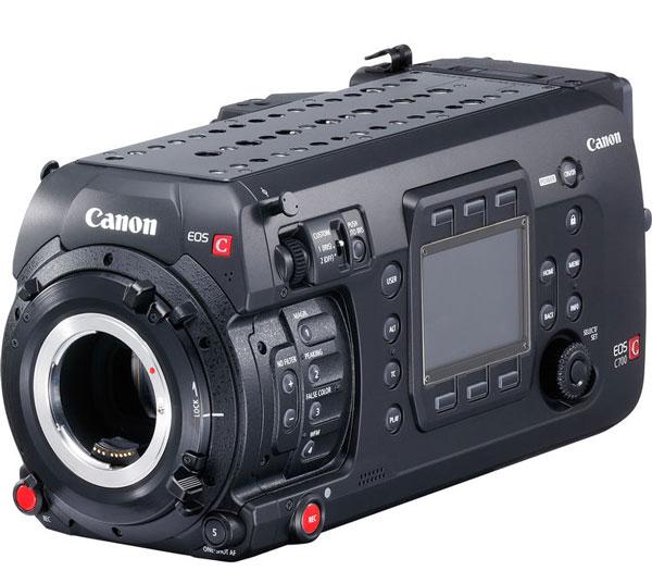 Canon C900 camera image