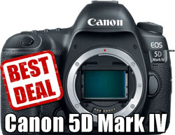 Canon 5D Mark IV Deals