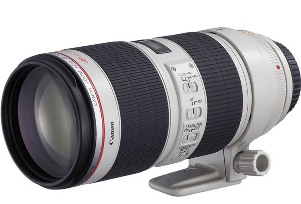 Canon 70-200mm Lens image