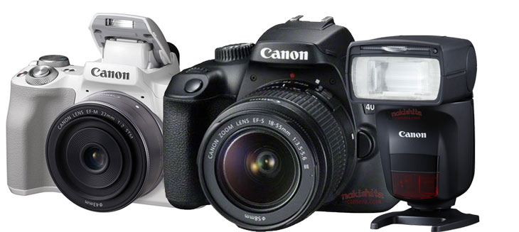Canon upcoming products